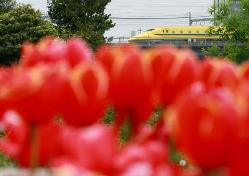 東海道線の車窓 2