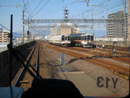 東海道線の車窓 3