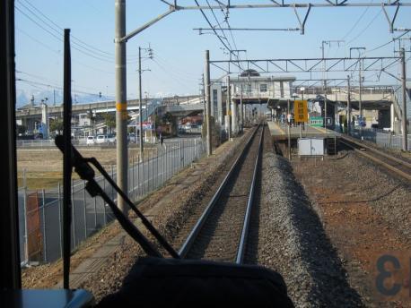 東海道線の車窓 6