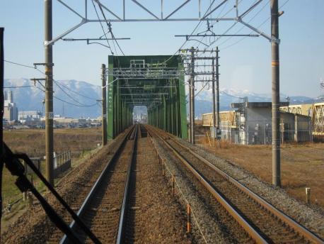 東海道線の車窓 8
