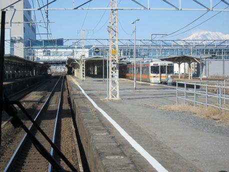 東海道線の車窓 10