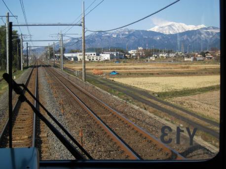 東海道線の車窓 11