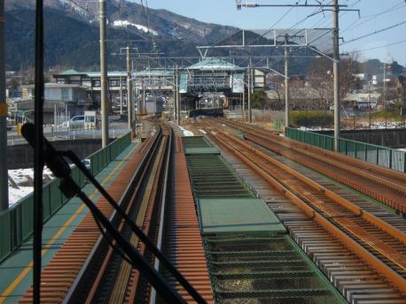 東海道線の車窓 12
