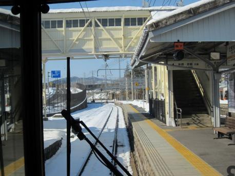 東海道線の車窓 14