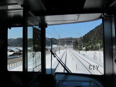 東海道線の車窓 15