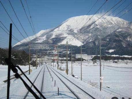 東海道線の車窓 16