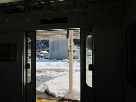 東海道線の車窓 18