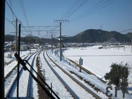 東海道線の車窓 21