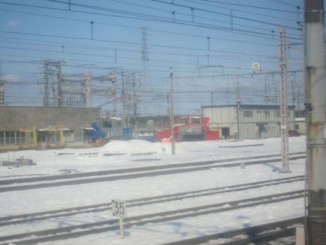 東海道線の車窓 22