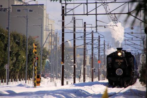 2012年1月29日 北びわこ3号 2