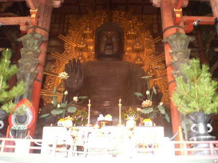 奈良の大仏さま