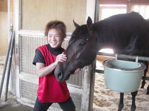 (5)グロリアスノア・小林慎一郎(矢作厩舎)