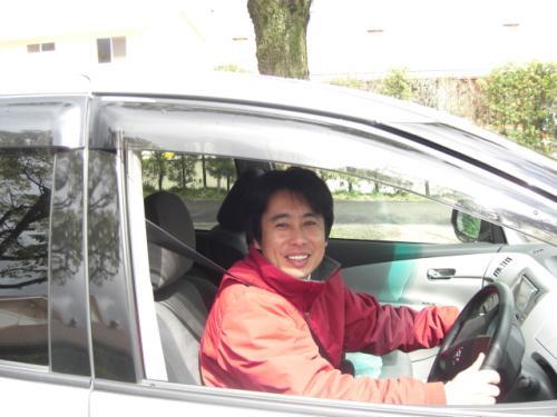 レッドディザイア・ドバイ勝ち直後の松永幹夫調教師