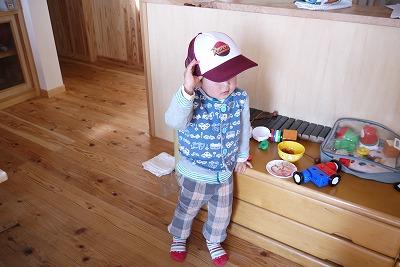 マックの帽子2