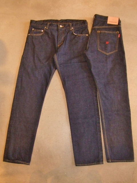 MDY NEWJACK SLIM JIM DENIM