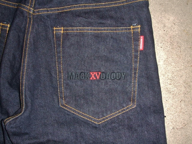 MDY NEWJACK SLIM JIM DENIM BKPT