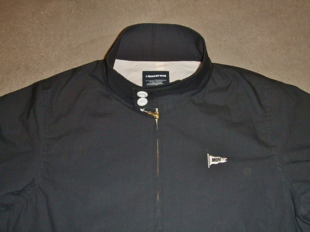 MDY DRIZZLER JACKET BLACK FT1