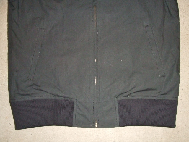 MDY DRIZZLER JACKET BLACK FT2