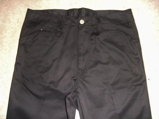 BENDAVIS TC TWILL CROPPED PANTS BLACK FT