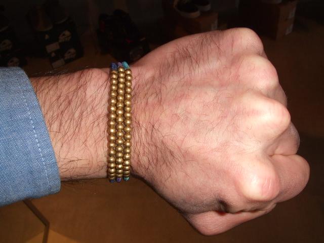 rehacer Bell bracelet st