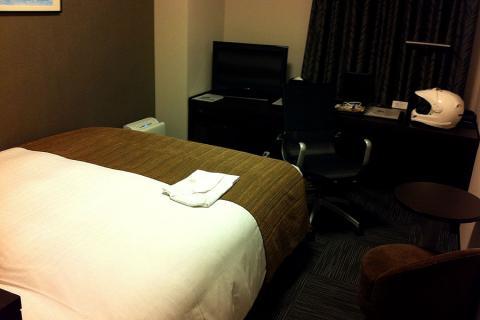 リッチモンドホテル青森の客室