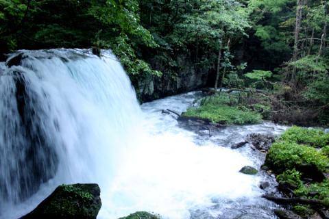 銚子の大滝。