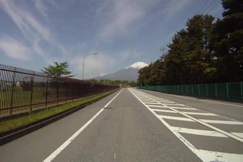 富士山気持ちよい