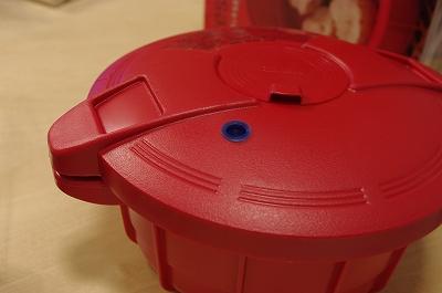 s-レンジ用圧力鍋