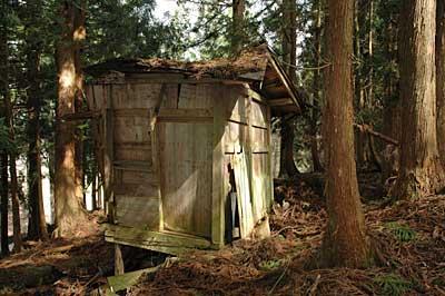 暇つぶし編の小屋