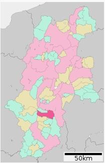 長野県駒ヶ根市