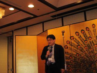 東京ペイン2011懇親会関山先生