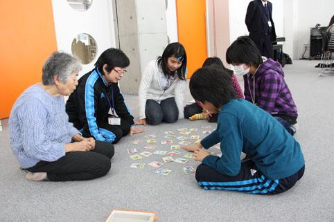 20130207民生委員児童委員協議会「世代交流ふれあいサロン」