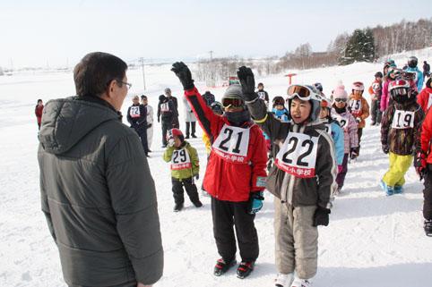 20130211第14回高穂スキー場まつり
