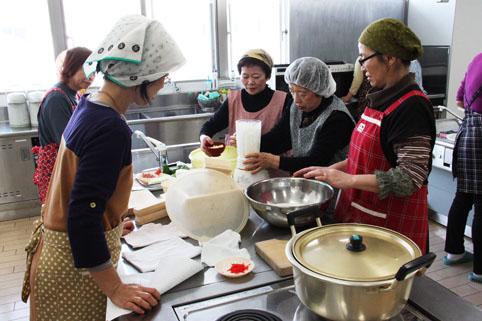 20130216第6回豆腐づくり講習会