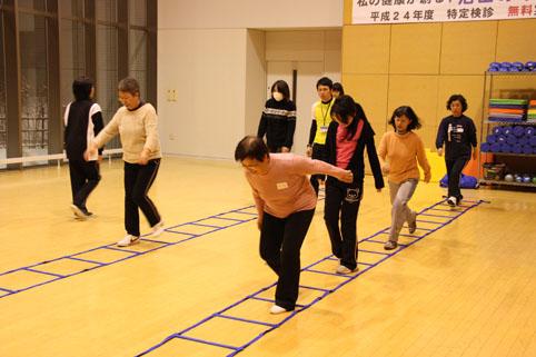 20130301リラクゼーション運動教室