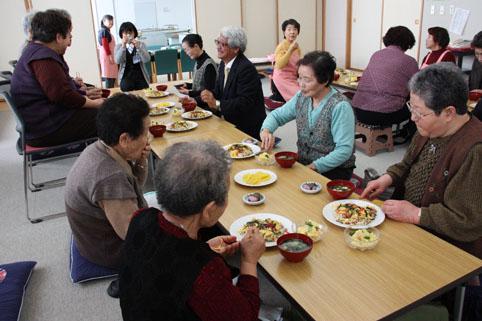 20130304高齢者の気軽な寄合所「のぞみ会」