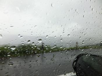 雷雨です!
