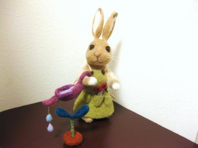 rabbit gardener 2