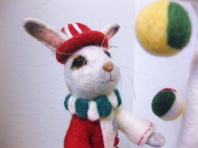 rabbit juggler 2