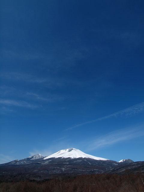 浅間山110312
