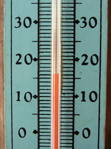 温度計110406VC