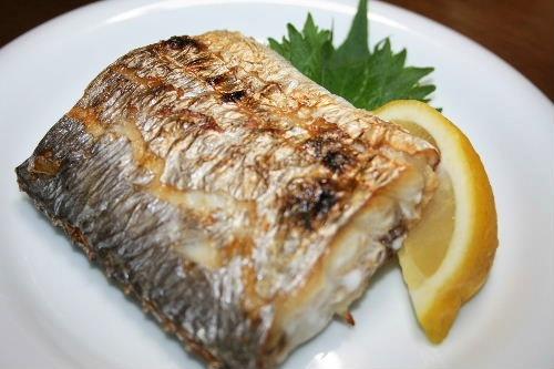 太刀魚の塩焼き2