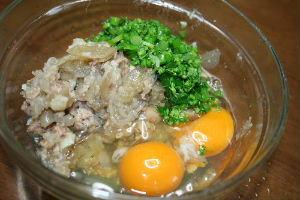 卵焼き材料