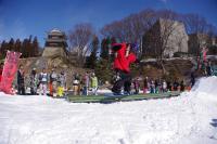 上田SNOW Festa ROCK GATE 冬の陣