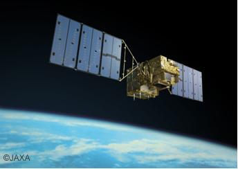 温暖化ガス観測衛星 いぶき