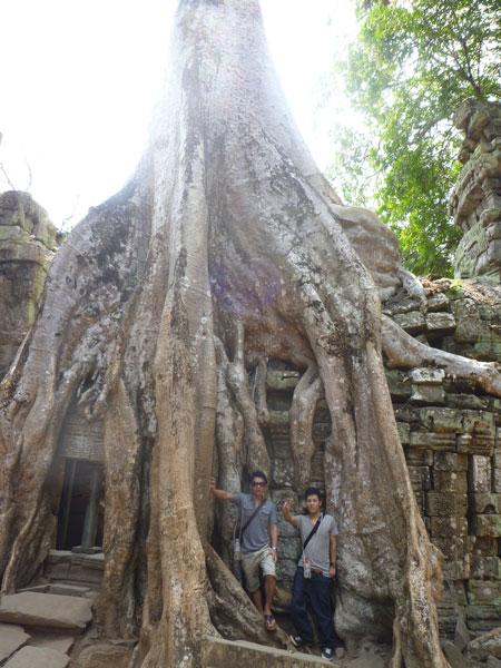 タップローム寺院