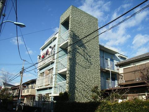 宮川マンション外観写真