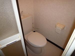 下井草一丁目貸家トイレ