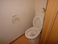 フラッツコーシン207トイレ