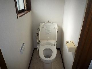 ハイツ八成202トイレ